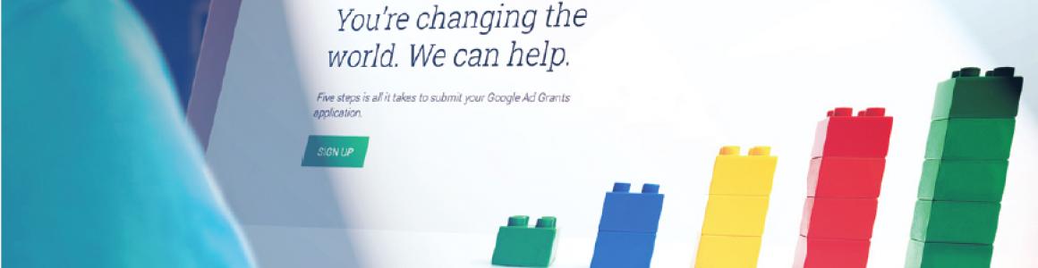 Google Ad Grants: Adverteer als VZW gratis in Google